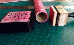 materiales percha washi tape
