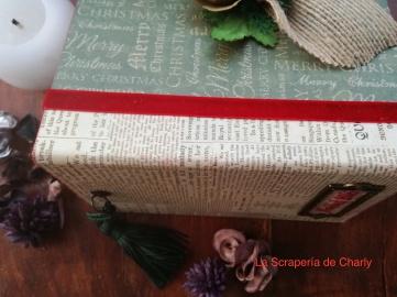 Álbum de Navidad para fotos y recuerdos