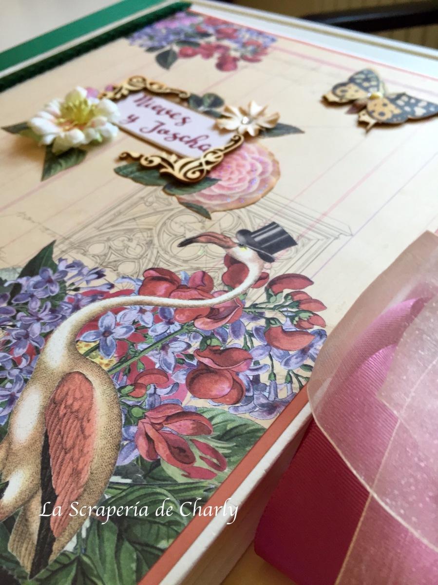 Libro de Firmas original  para bodas y otros eventos